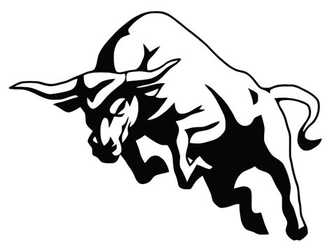 bull png transparent images png all