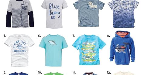 Trends Nautical by Emily Kiddy Boys Nautical Trend Summer 2014