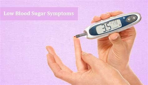 Has Low Blood Sugar by 13 Low Blood Sugar Symptoms In Non Diabetes