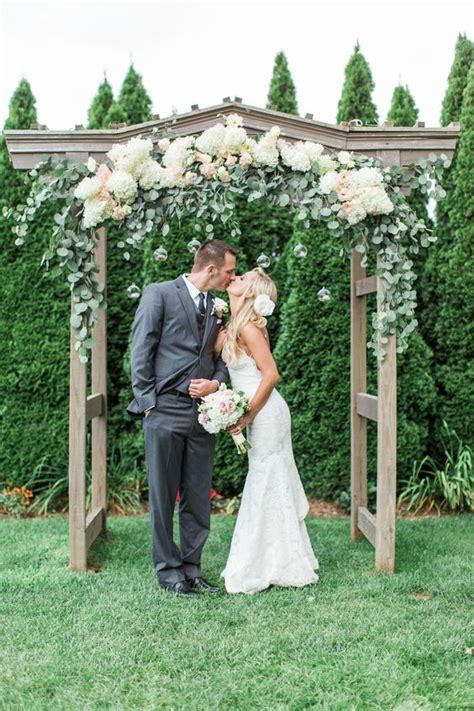top  floral wedding arch canopy ideas deer pearl flowers