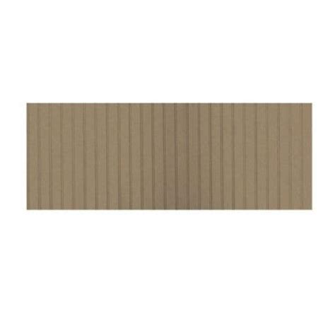 Beadboard Wainscoting Home Depot Swanstone 3 Ft X 8 Ft Beadboard One Easy Up