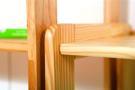 scaffale legno componibile scaffale componibile jolly mobile moderno il legno massello