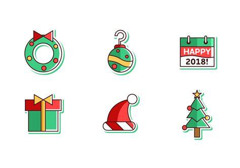 new year 2018 resources feliz navidad y feliz a 241 o nuevo 2018 pack vector libre
