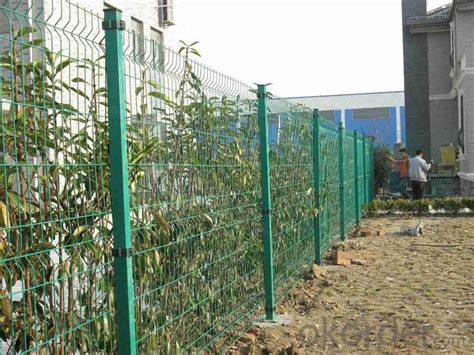 buy durable steel metal wire mesh fence pricesizeweight