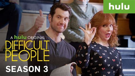 will there be resurrection season 3 release date 2015 difficult people tv show on hulu season 3 release date