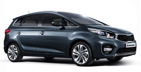 Kia Mini 2017 Kia Rondo 7 Seat Minivan Getting A Facelift Kia