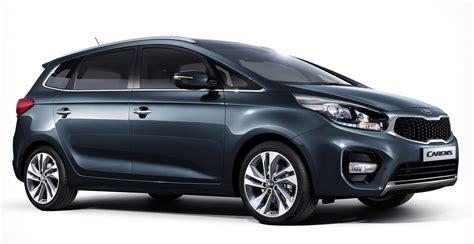 Kia Rhonda 2017 Kia Rondo 7 Seat Minivan Getting A Facelift Kia