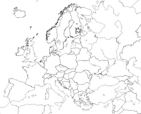 blank map of europe political file europe blank political border map svg