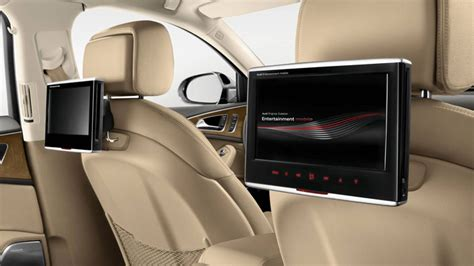 rear seat entertainment preparation audi q5 sq5 rear seat entertainment