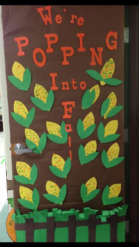 fall classroom door school fall classroom door classroom door and doors