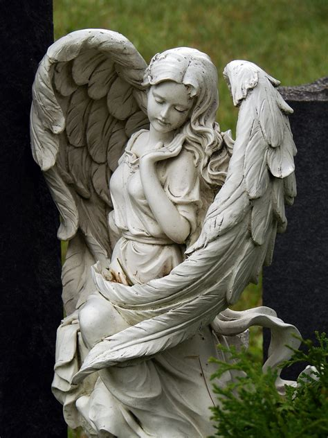 angel sculptures study angel statue by glv da on deviantart