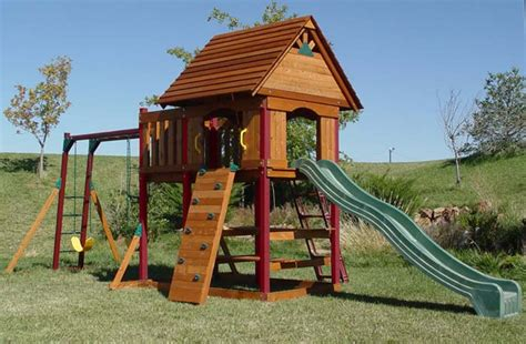 ultimate swing set adventure playsets 2006 play sets ultimate wooden play