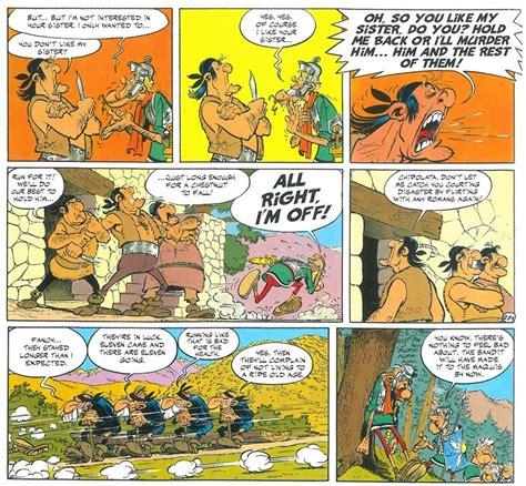 Asterix Asterix In Corsica asterix in corsica bandes dessin 233 es pour progresser en