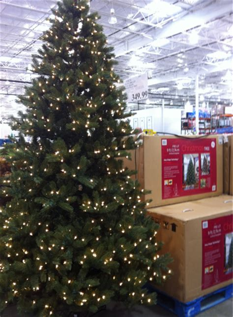 9 ft lighted trees costco tree prices decoration prices