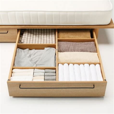 bed with storage underneath 25 best ideas about under bed storage on pinterest