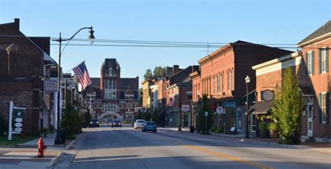 small american cities best small towns in america telluride beaufort ashland