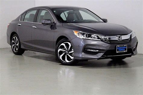 Most Comfortable Sedan by The Honda Accord Remains One Of The Most Comfortable