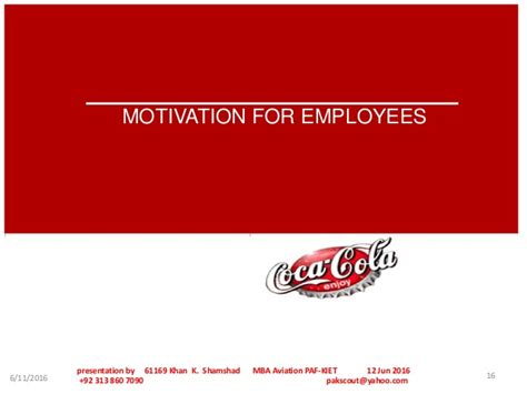 Mba Aircraft Appraisal by Cocacola Show