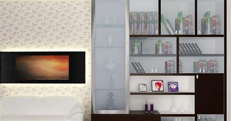 desain interior lemari pajangan kitchenset pelangi desain interior lemari buku rak