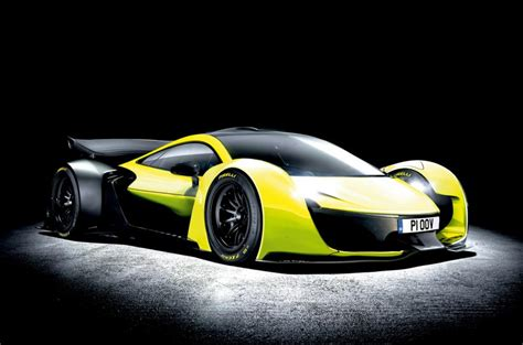Future McLaren P1 could be all electric   updated   Autocar