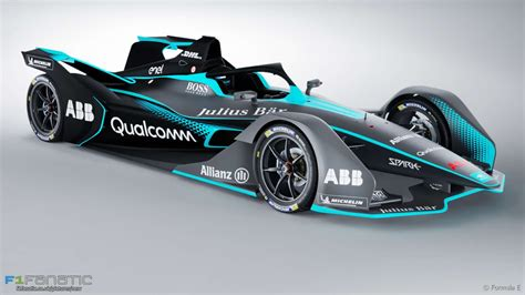 Formel 1 Auto by Pictures Formula E Reveals New Car For 2018 19 Season