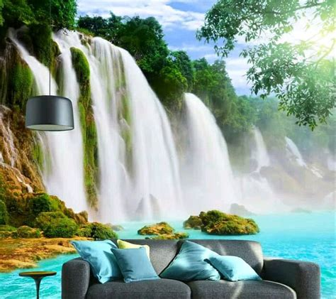 jual wallpaper wall paper custom     dimensi