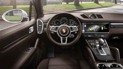 2019 Porsche Interior by 2019 Porsche Cayenne E Hybrid Interior Forcegt