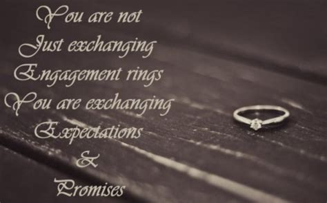 Wedding Ring Sayings by 20 Exciting Engagement Quotes