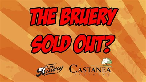 Out And About Nation 8 by Did The Bruery Sell Out And I M Of Ok With It