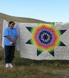 the lakota are master quilters offer their