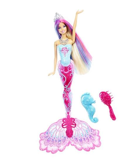 color magic mermaid doll mattel color magic mermaid fashion doll imported
