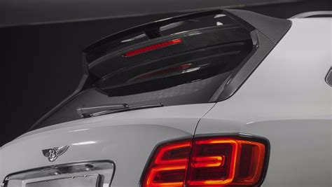bentley bentayga trunk give your bentley bentayga a sporty touch with these