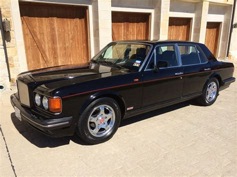 bentley turbo r custom 1991 bentley turbo r lwb 28 900 possible trade