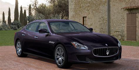 Maserati Colors by Maserati Quattroporte Vi 2016 Couleurs Colors