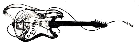 electric guitar tattoo designs guitar tattoos and designs page 193