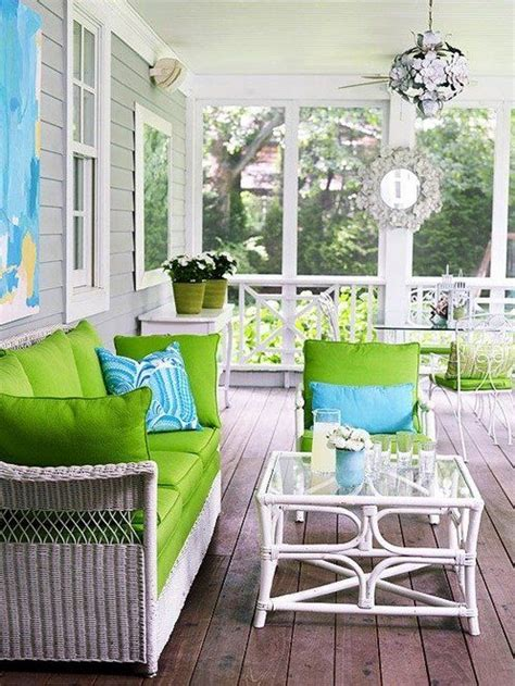 Porch Wall Decor by 5 Useful Tips To Decorate A Summer Porch Digsdigs