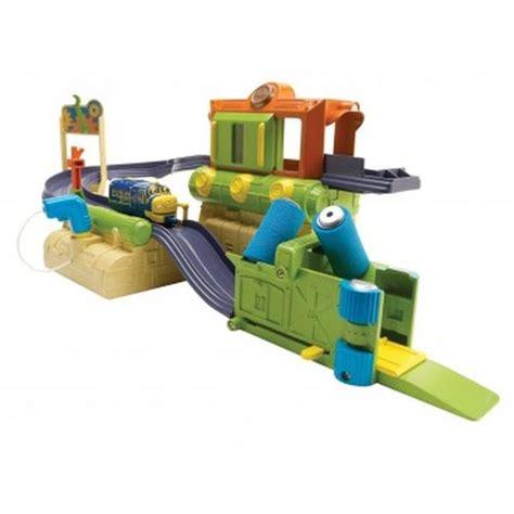 chuggington bedding chuggington die cast train sets repair shed set at toystop