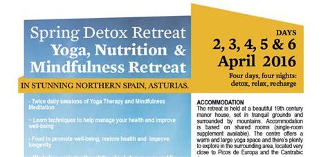 Detox Retreat May 2016 by Detox Retreat Breathingbeing