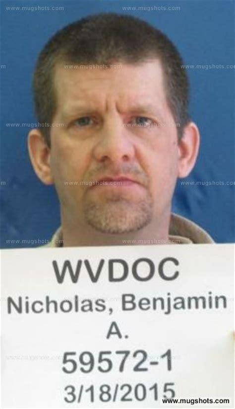 Harrison County Wv Arrest Records Benjamin A Nicholas Mugshot Benjamin A Nicholas Arrest Harrison County Wv