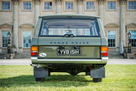 first range rover ever made first ever range rover can be yours for at least 163 100 000