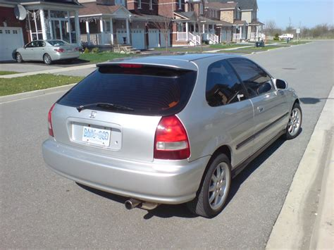 1999 honda civic hatchback for sale fs 1999 honda civic ek hatchback silver civic forumz