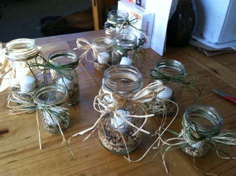 Rustic Mason Jar Centerpieces   Weddingbee Photo Gallery