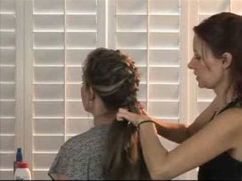 french choti hairstyle tips for long hairstyles how to do a french braid long
