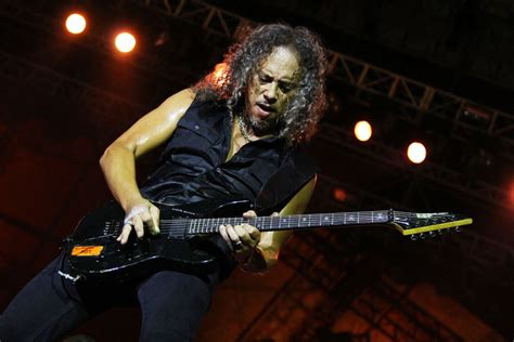 kirk hammett kirk hammett guitar setup and rig rundown