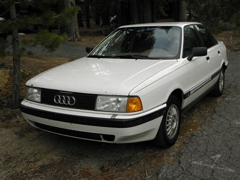 car engine repair manual 1990 audi coupe quattro lane departure warning winter winner 1990 audi 80 quattro german cars for sale blog