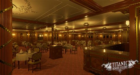 Titanic Dining Room by Images Titanic Honor And Glory