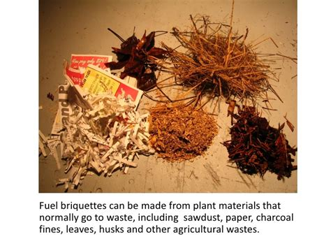How To Make Briquettes From Paper - how to make fuel briquettes without a press
