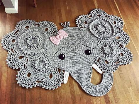 Elephant Rug Crochet Tutorial by 17 Migliori Idee Su Motivi Per Uncinetto Su