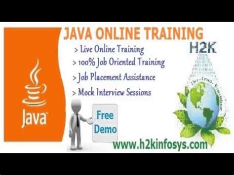 java tutorial online learning spring bean auto wiring tutorial online java training