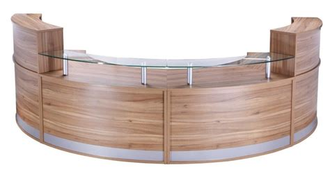 Curved Reception Desk Deluxe Pb Online Reality Pb Desk